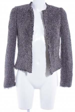 Mango Tweedblazer meliert Business-Look