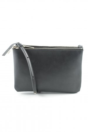 Mango Gekruiste tas zwart simpele stijl