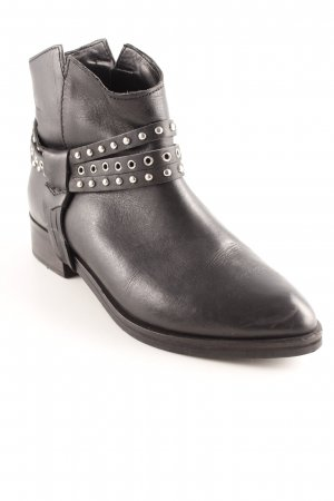 Mango Western Boots black country style