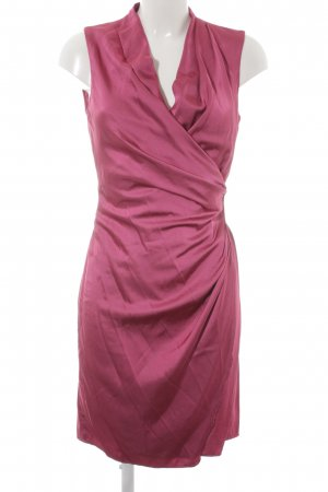 Mango Wickelkleid magenta Party-Look