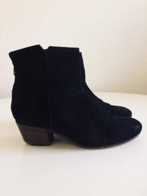 Mango Wildleder Boots [38]