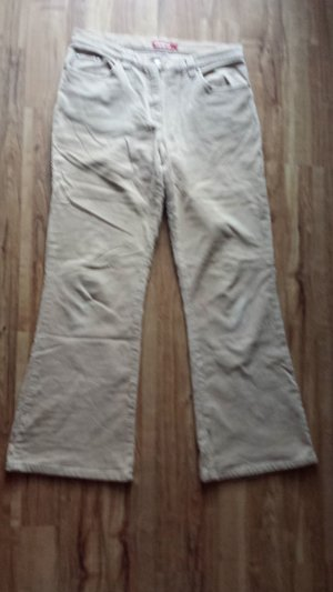 Corduroy Trousers multicolored