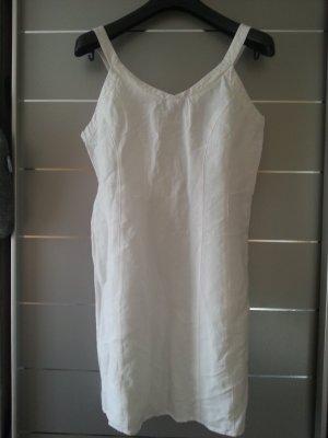 Mangoon Kleid, weiß, Sommerkleid, Größe 36