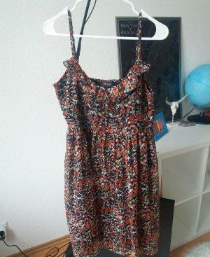Manguun buntes Kleid, Größe 38