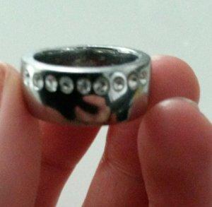 Manguun Edelstahl Ring