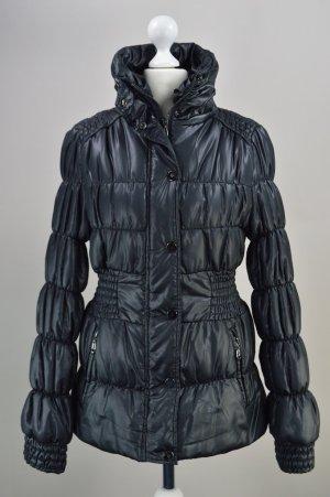 Manguun Jacke Winterjacke schwarz Größe 36