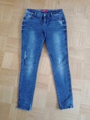 Manguun Jeans dunkelblau Gr. 38
