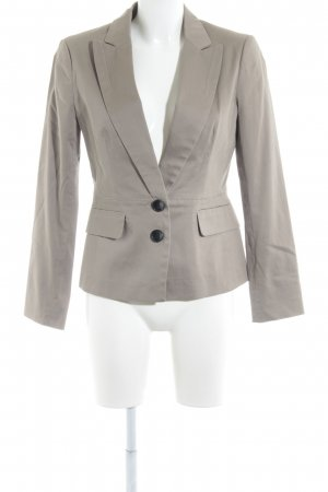 Manguun Long-Blazer beige Casual-Look