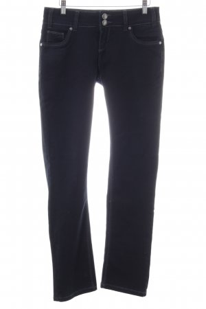 Manguun Stretch Jeans schwarz Casual-Look