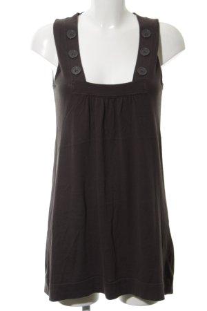 Manguun Trägerkleid schwarz Casual-Look