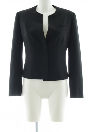 Mani Wool Blazer black business style