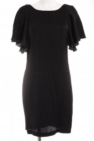 Manila Grace Bleistiftkleid schwarz Elegant