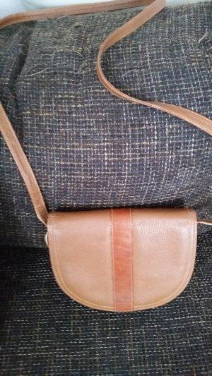 Mano Carat Tasche *vintage* echtes Leder