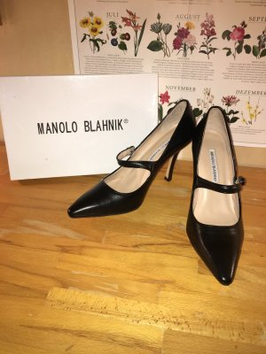 Manolo Blahnik - Mary Jane