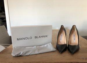 Manolo Blahnik Pumps schwarz