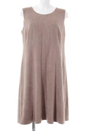 Manon Baptiste A-Linien Kleid beige Casual-Look