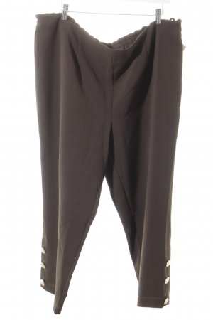 Manon Baptiste Pantalone culotte grigio-verde Stile Brit