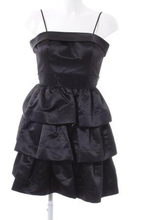 Manoukian Abendkleid schwarz Elegant