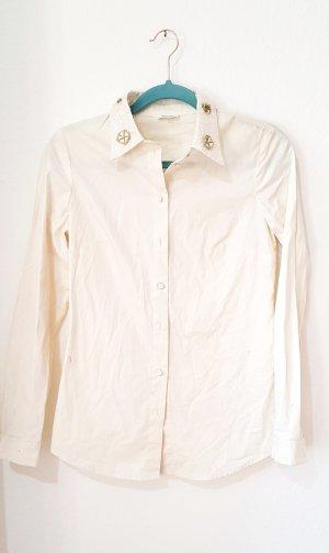 Manoush Bluse Hemd mit schmuckkragen