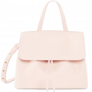 Mansur Gavriel Lady Bag Tasche in Rosa Schultertasche Ledertasche It-Bag
