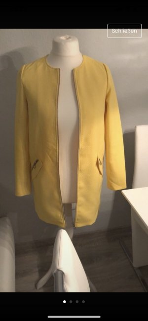 Vero Moda Manteau court jaune