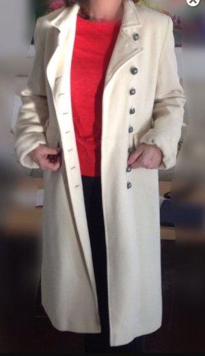 Cappotto invernale crema Cachemire