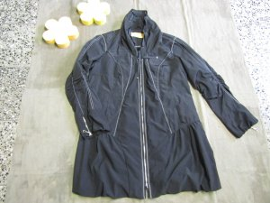 Biba Short Coat black polyester