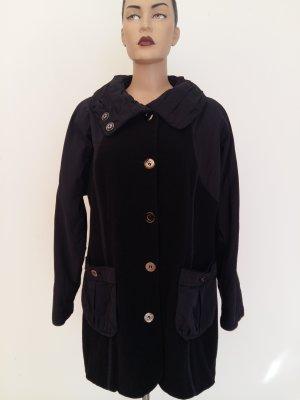 Biba Short Coat black wool