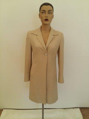 Costume National Abrigo corto beige