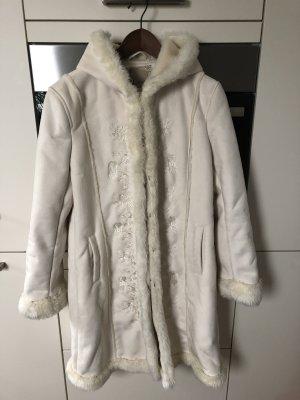 Orsay Manteau à capuche crème
