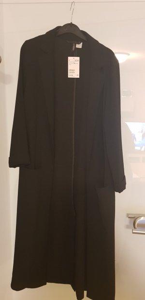 H&M Abito cappotto nero