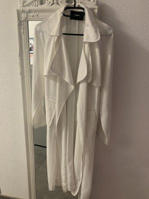 Bik Bok Floor-Lenght Coat white