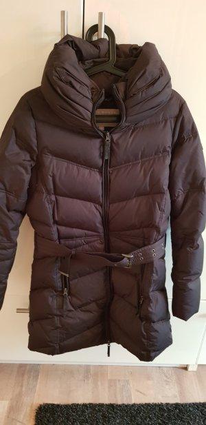 Soccx Manteau d'hiver noir