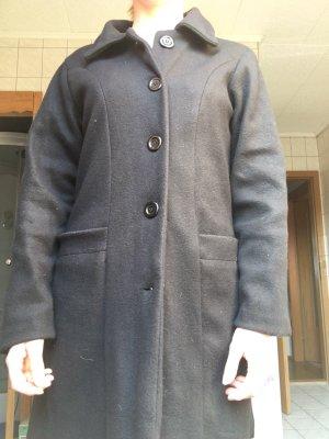 Fleece jas zwart