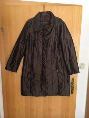 Bexleys Winter Coat grey brown