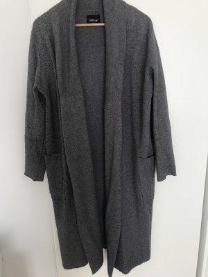 Zara Oversized Coat grey