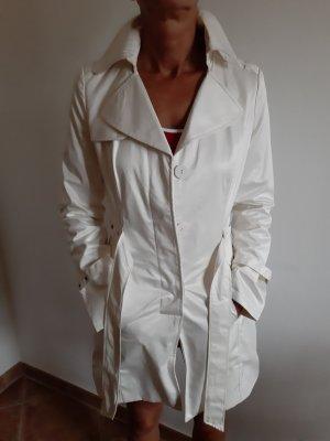 Orsay Cappotto corto bianco sporco