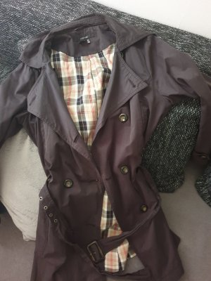 Zara Basic Robe manteau noir
