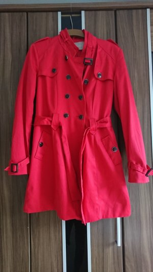 Orsay Robe manteau rouge