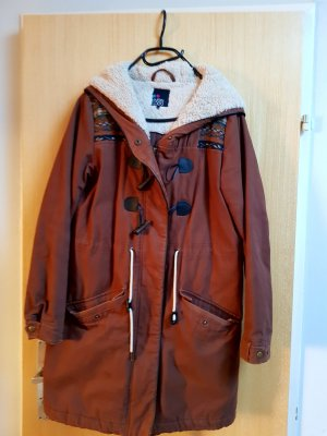 Even & Odd Coat Dress brown