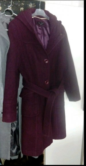 Coat Dress purple