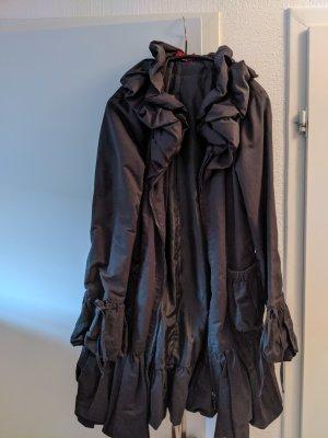 Derhy Oversized Coat black