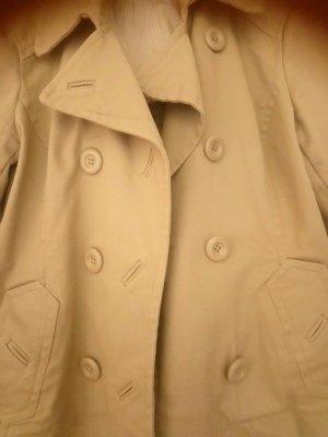 H&M Giacca mezza stagione beige