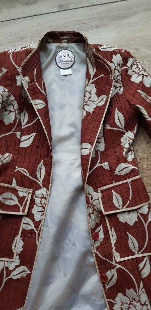 Almatrichi Robe manteau multicolore