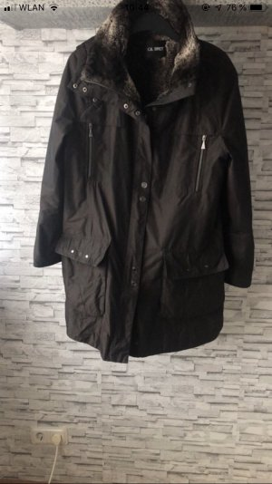 Gil Bret Pelt Coat brown