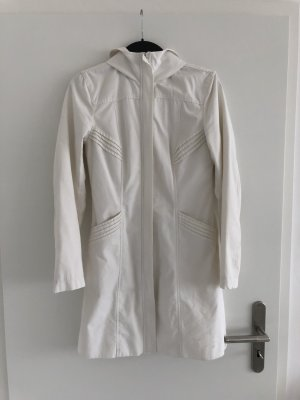 H&M Divided Hooded Coat natural white
