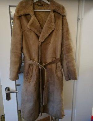 Vintage Fur Jacket multicolored