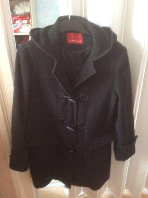Mantel aus Schurwolle.Gr.38