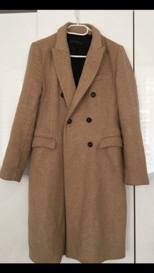 Mantel aus Zara