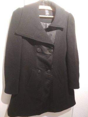 Mantel / Ausgestellter Mantel/ Wollmantel